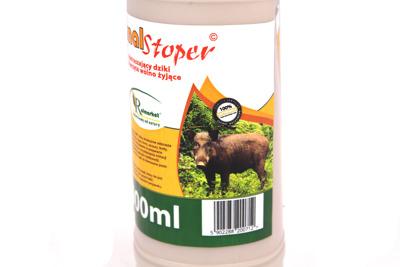 Pyn odstraszający dziki i inne zwierzęta wolno żyjące Animal Stoper 1000 ml