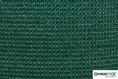 Siatka cieniująca, osłonowa Ombretex na ogrodzenia 1,7x50m 95%