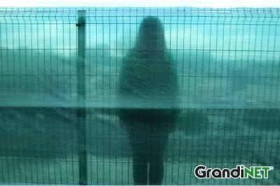 Siatka cieniująca, osłonowa Grandinet na ogrodzenia 2x20m 90%