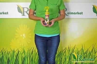 Spray do przesadzania roślin Zdrowy Korzeń 300ml Zielony Dom