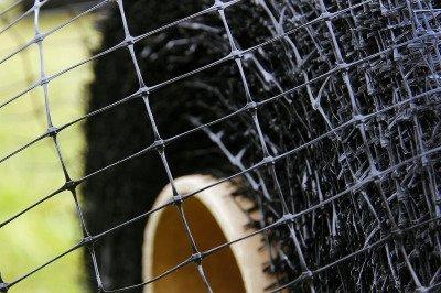 Stop Kop! - polska, bardzo mocna siatka na krety, oczko 13x20mm – 2x300m