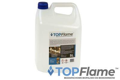 TOP FLAME 30L płyn grzewczy do biokominków + zapalarka pizoelektryczna GH11