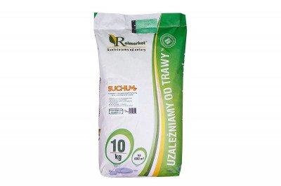 Trawa Suchum 10kg - mieszanka traw na tereny nasłonecznione i suche
