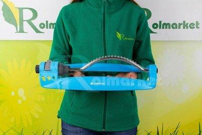 Zraszacz wahadłowy TURBO z regulacją firmy Cellfast